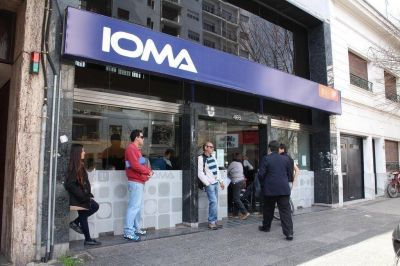 Médicos piden al IOMA aumento de honorarios