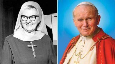 Madre Angélica hizo concreta la propuesta de San Juan Pablo II, afirma autoridad vaticana