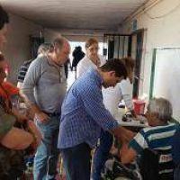 El Gobierno intensifica el trabajo en el sur provincial