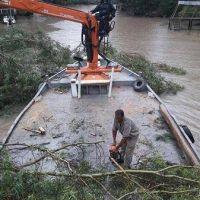 Nuevas mejoras y trabajos de mantenimiento en el Delta de Tigre