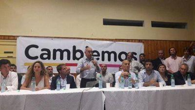 Daniel Salvador lanzó la mesa de Cambiemos en San Fernando