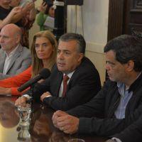 Así quiere Cornejo agilizar la Justicia civil: de 40 a 4 meses