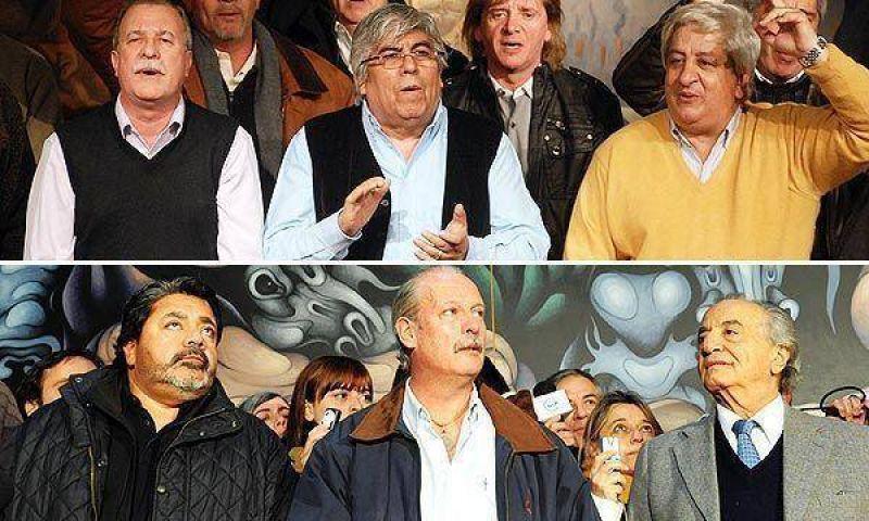 Nuevas cr�ticas sindicales a la conducci�n de Hugo Moyano
