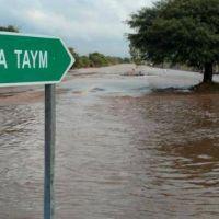 Por el temporal, restringen el servicio de agua en la zona sur de Córdoba