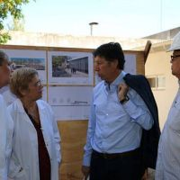 Comenzó la ampliación del Hospital Materno Infantil de San Isidro
