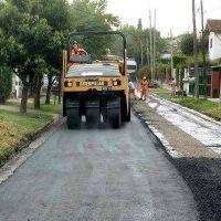 """El Municipio asegura que este año mejorará con asfaltos """"al menos"""" 400 calles"""