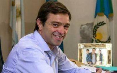 Tras el accidente, el intendente de Magdalena fue dado de alta