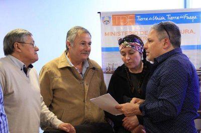 Se constituyó el Consejo Provincial Pesquero tras varios años de inactividad