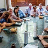 Municipales: intendentes definen la propuesta y el jueves se vuelven a reunir