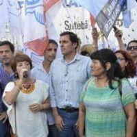 Conflicto sin fin: fracasó la reunión con el Gobierno y los gremios docentes vuelven al paro