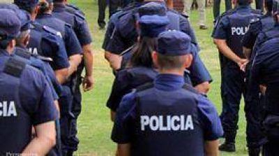 El gobierno bonaerense aumentó en un 18% el sueldo de los policías