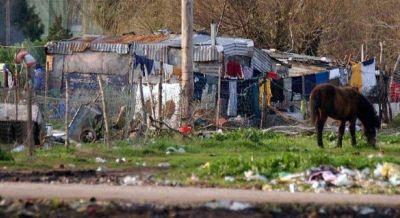 El índice de pobreza en Mar del Plata es del 26,9%, según el INDEC