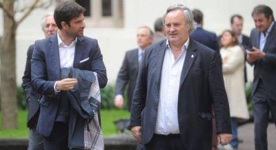 Vidal desautoriza a De la Torre y enfría la llegada de Queijeiro