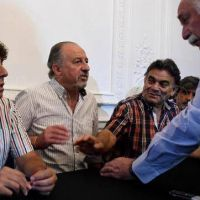 Dirigentes de la CTA y la CGT ratificaron la movilización y el paro para el jueves