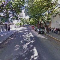 Cortan una calle del centro por obras de ABSA