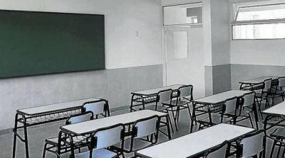 Los gremios docentes también paran hoy y mañana en San Nicolás