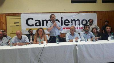 San Fernando también tiene mesa de Cambiemos, y candidatos