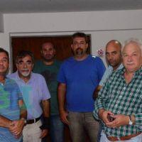 Atanor. Sin acompañamiento político los trabajadores se manifestaron en La Plata