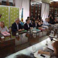 El Frente Gremial Docente rechazó la propuesta de Vidal y convocó a un paro para hoy y mañana