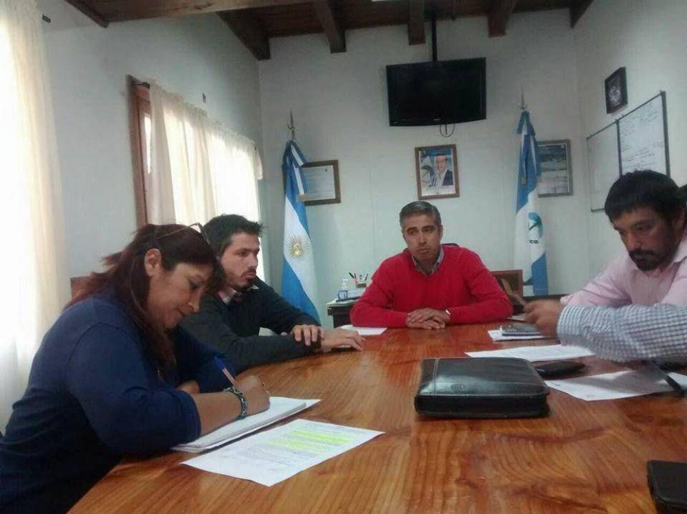 ATE firmó acuerdo salarial con el Municipio