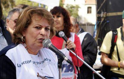 """Petrocini: """"La conflictividad no la provocamos nosotros, sino el Gobierno de Vidal"""""""