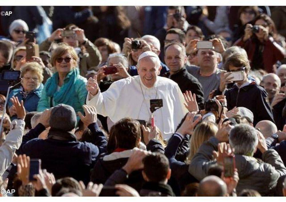 """Catequesis del Papa: """"Con la esperanza en las promesas de Dios, abramos nuestros corazones a la fe"""""""