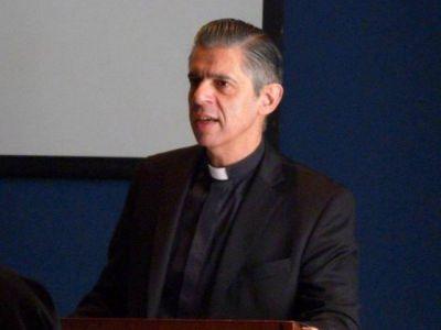 """""""Mi sincera gratitud a Francisco por confiarnos a nuestro nuevo pastor"""""""