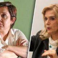 Durísimo cruce entre las tucumanas Mirkin y Elías de Pérez