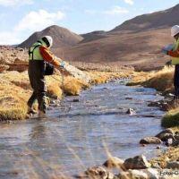 San Juan: nuevo derrame en la mina Veladero por la rotura de un caño