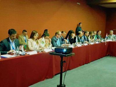 San Luis fue elegida como delegada regional del Consejo Federal de Seguridad Vial