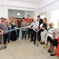 Andreotti inauguró las nuevas escuelas 20 y 28 en San Fernando