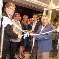 UTHGRA inauguró su nuevo edificio en San Martín
