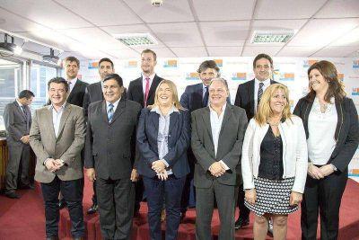 Luis Vázquez asumió como ministro de Obras y Servicios Públicos