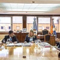 Bertone otorgó aumento para los beneficiarios de pensiones RUPE
