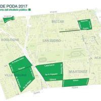 San Isidro lanza campaña de poda sustentable