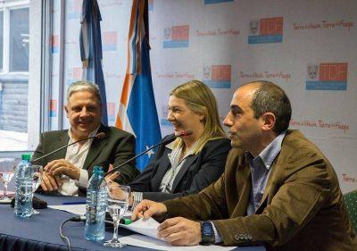 El Gobierno presentó la primera etapa de un ambicioso plan de obras de agua y saneamiento para Ushuaia