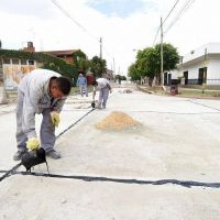 Nuevas obras hidráulicas y de pavimentación en Villa Zapiola