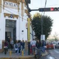El acatamiento al paro docente rondó el 50 por ciento en Pilar