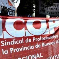 Nuevo paro de profesionales de Cicop