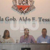El radicalismo santafesino ratificó su pertenencia al Frente Progresista