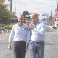 Molina y Dietrich en Calchaquí