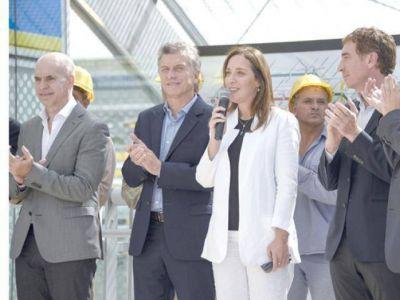 Vidal participó de la inauguración de obras en Constitución