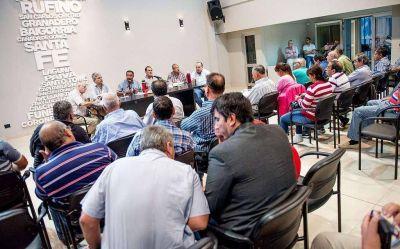 Festram convocó a un plenario de secretarios generales
