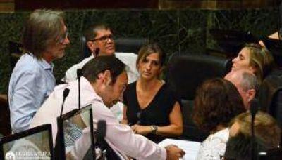 Debate caliente: la Legislatura trata el traspaso de la Justicia