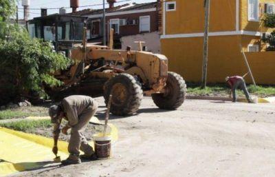 El Municipio habilitará más cuadras de pavimento en Resistencia