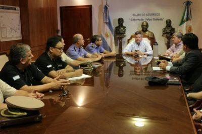 El Gobierno fortalece acciones con las diferentes fuerzas de seguridad para la lucha contra el narcotráfico