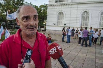 """Sergio Torre: """"Desde que soy docente hemos pasado momentos muy complicados, pero como este ninguno"""""""