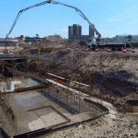 Arroyo del Barco: ya tendría que estar terminado el desagüe pero sólo se construyó el 23%