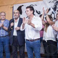 Atanasof llamó a la unidad peronista en La Plata