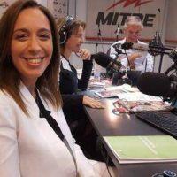 """Gobernadora Vidal: """"los gremios dejaron de discutir salario y empezaron a hacer política gremial y partidaria"""""""